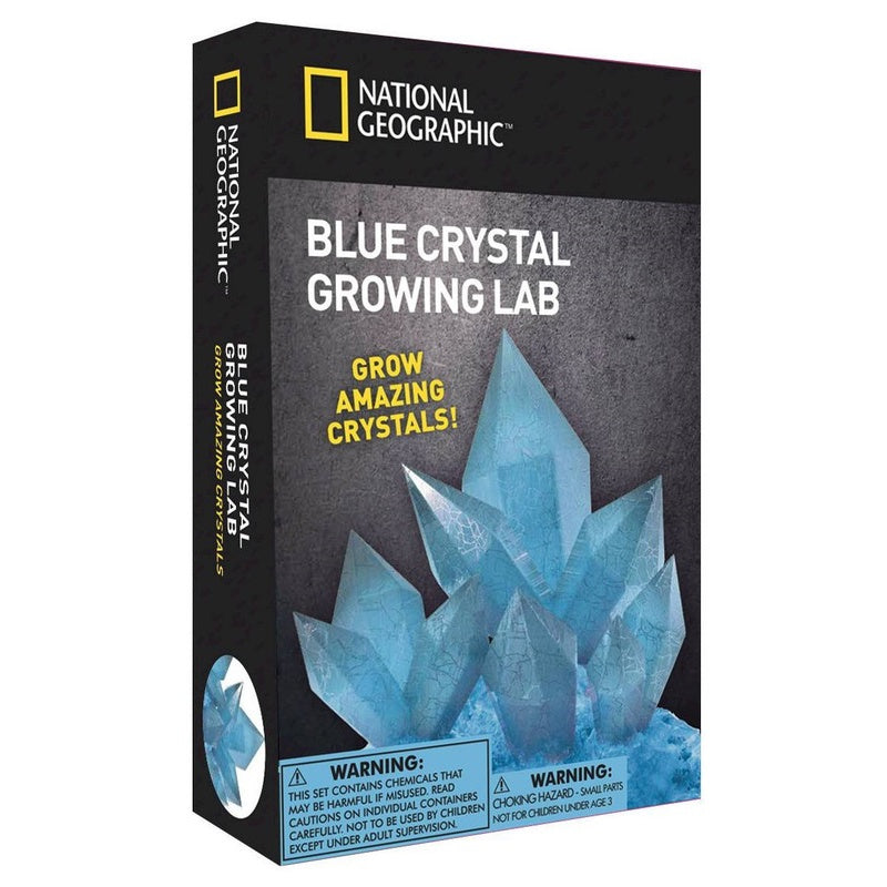 National Geo Blue Crystal