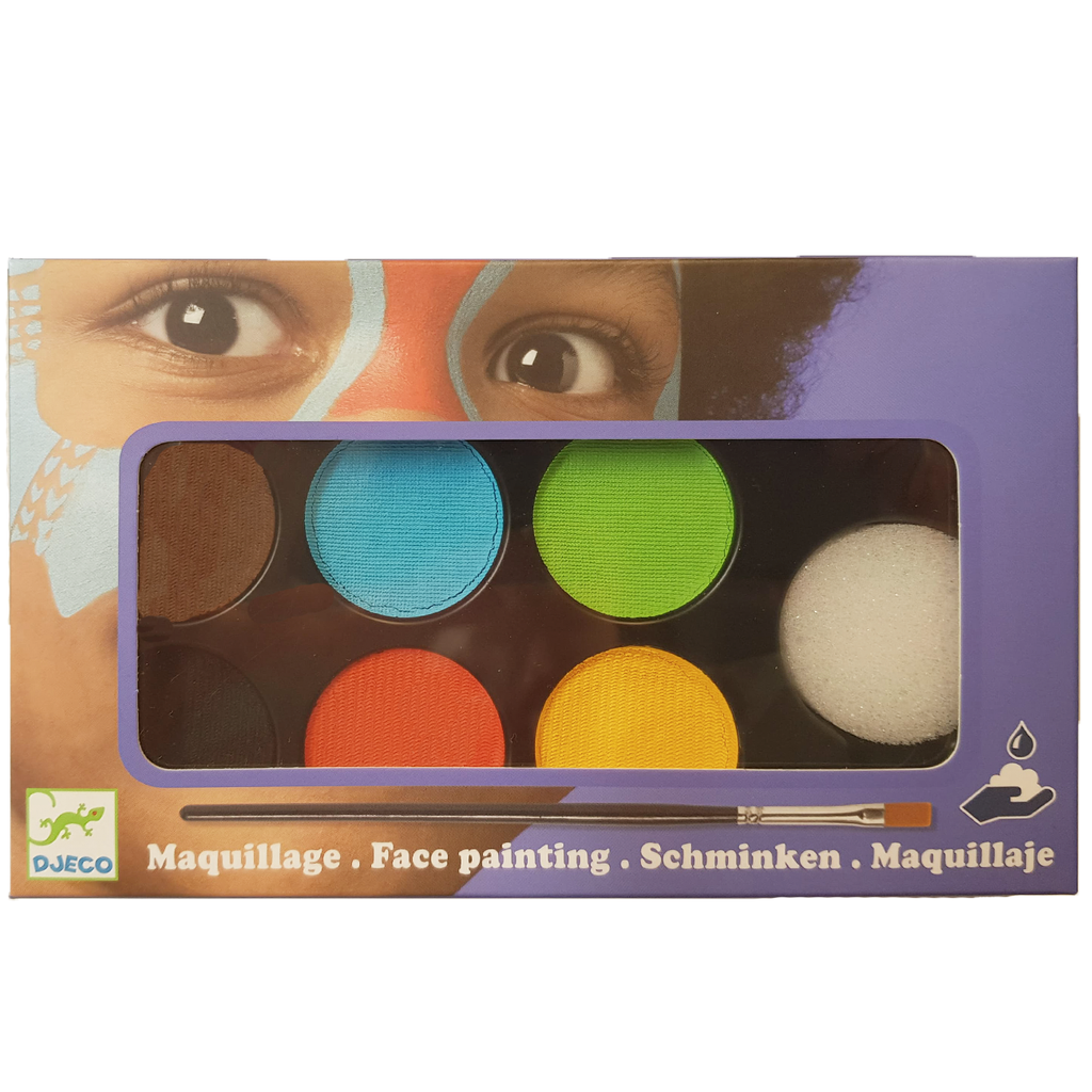 Maquillage - Palette 6 Colours- Natural