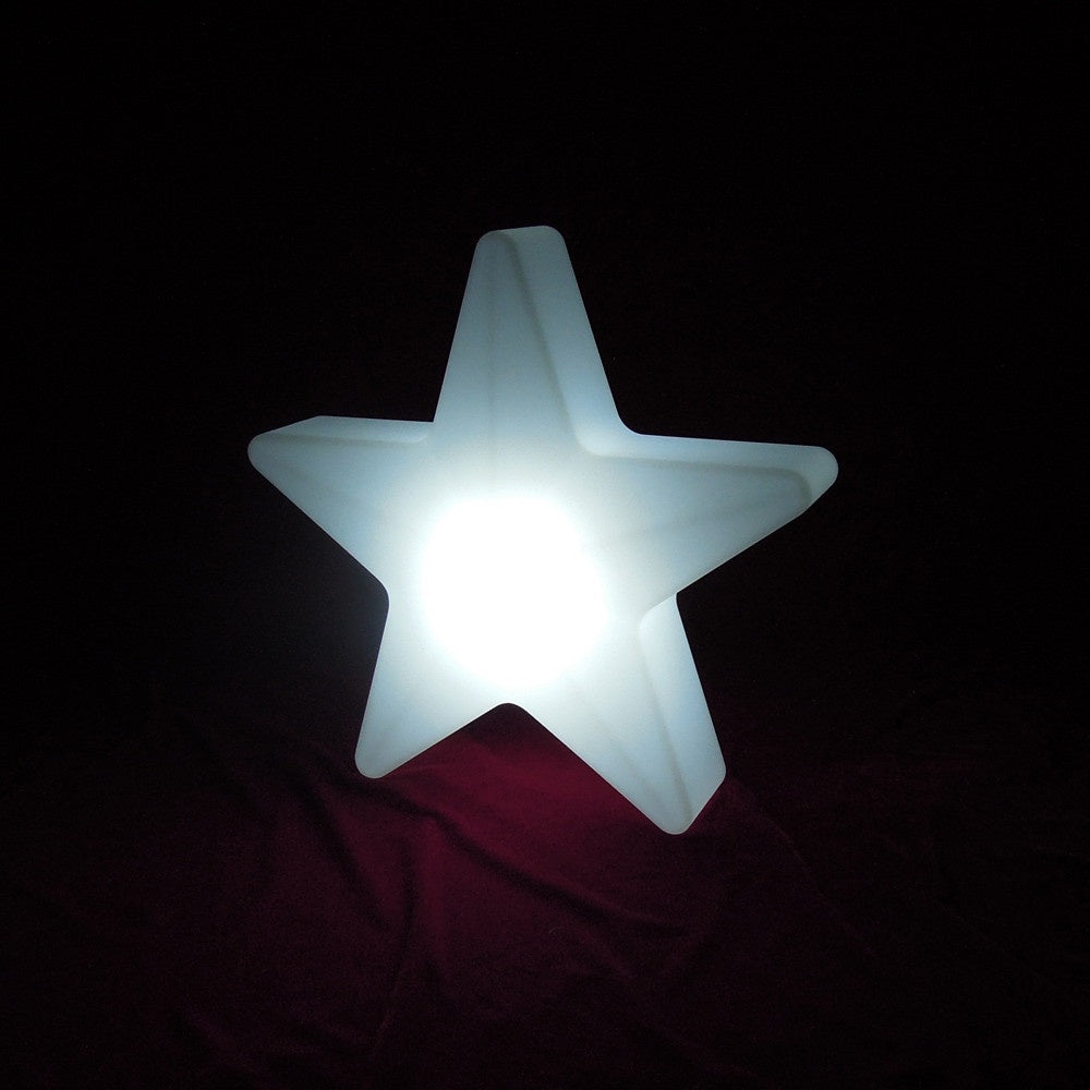 LED Star 40 Dia40x12Wcm