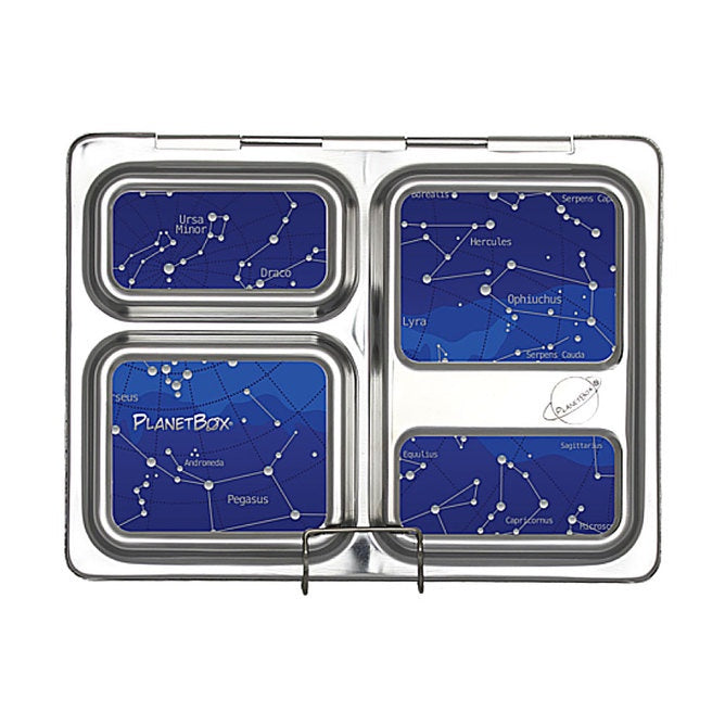PlanetBox Launch Magnet - Star Map