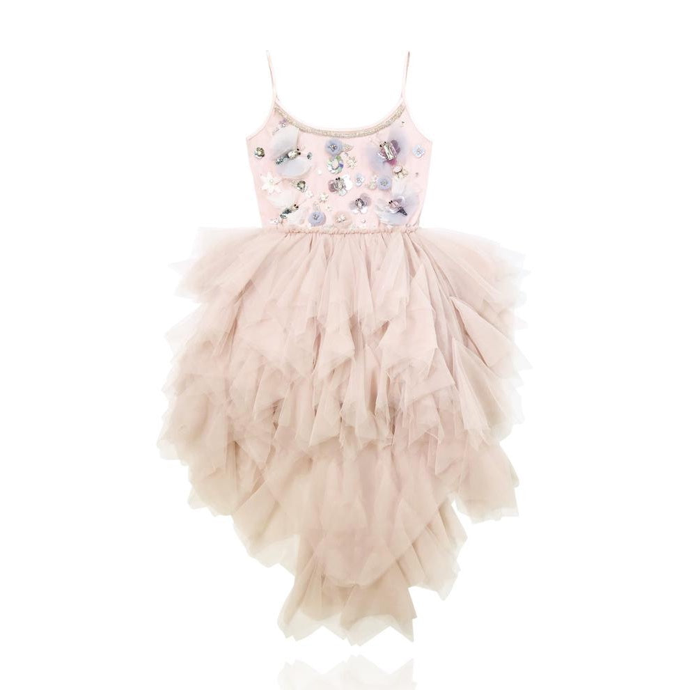 THE BUTTERFLY ANGEL tutu dress pink small 4- 6Y