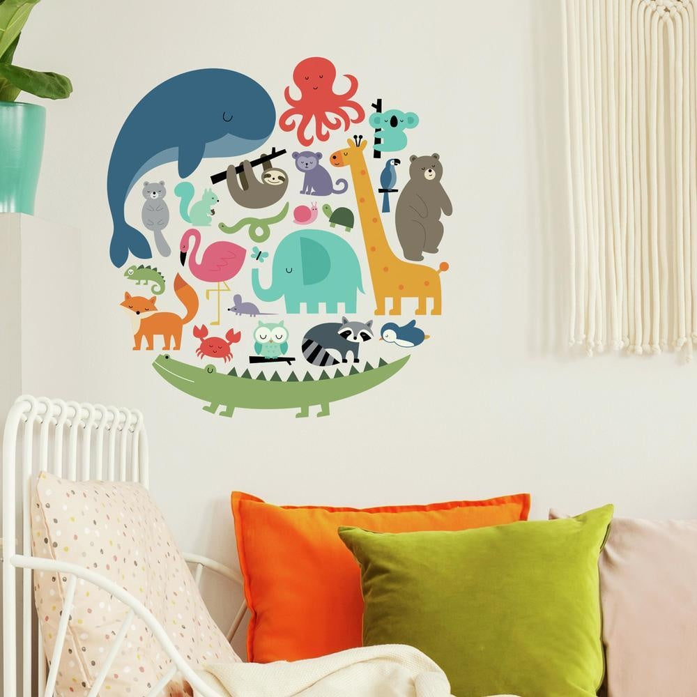 Room Decals We are One Animal