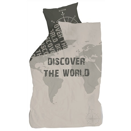BED LINEN DISCOVER THE WORLD - kizhouse