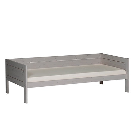 BASE BED/STANDARD SLATS GREY
