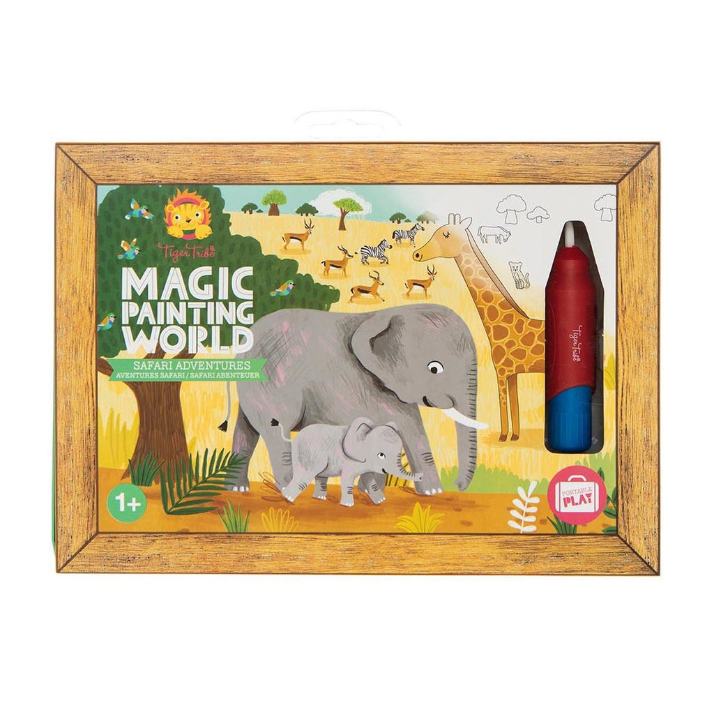 Magic Painting World Safari