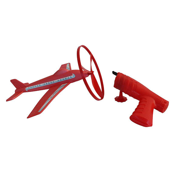 Propeller Jets - Red