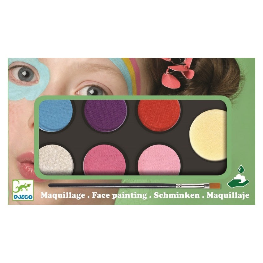 Maquillage - Palette Sweet