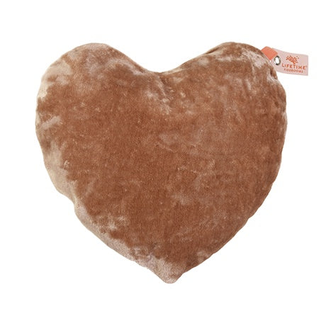 CUSHION HEART BLUSH - SUGAR PIE