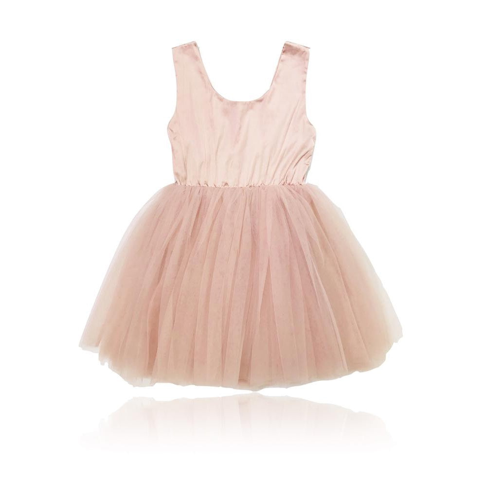 SIGNATURE BALLET DRESS ballet pink small 4- 6Y
