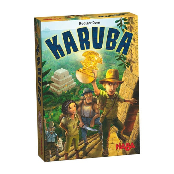 Karuba Game