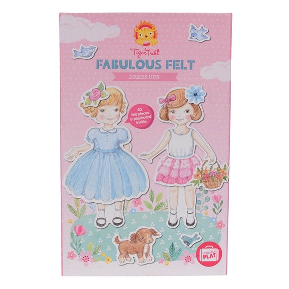 Fabulous Felt - Dress Ups
