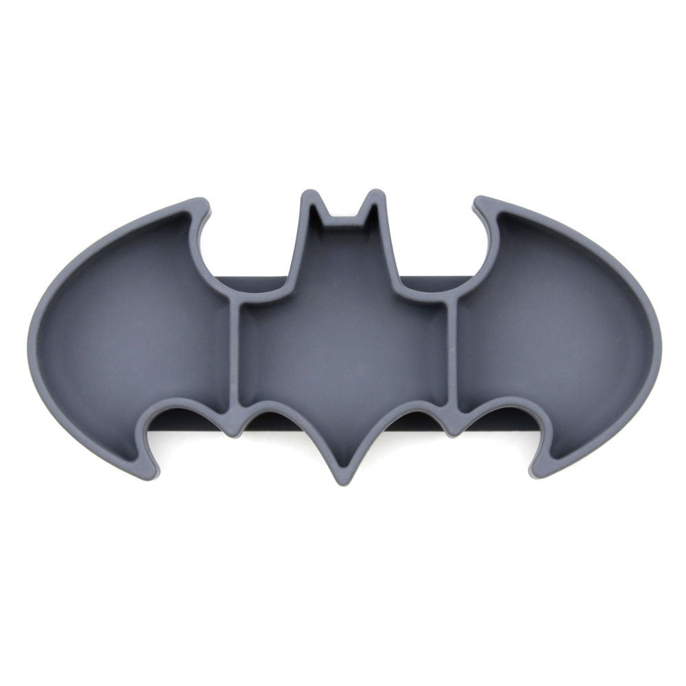 Silicone Grip Dish - Batman