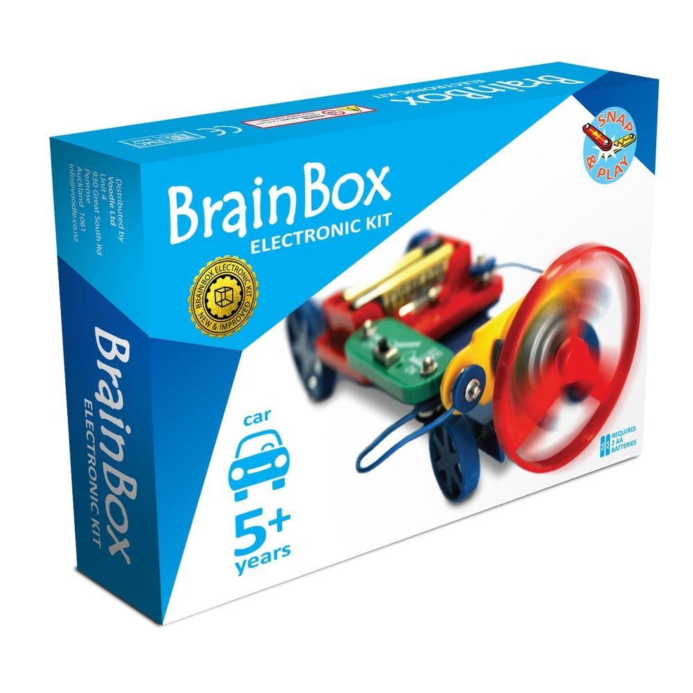 Brain box Car Exp Kit