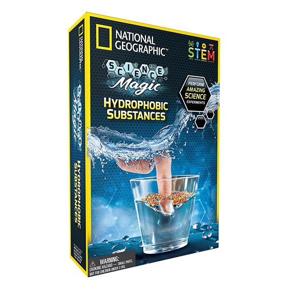 Hydrophobic Substances