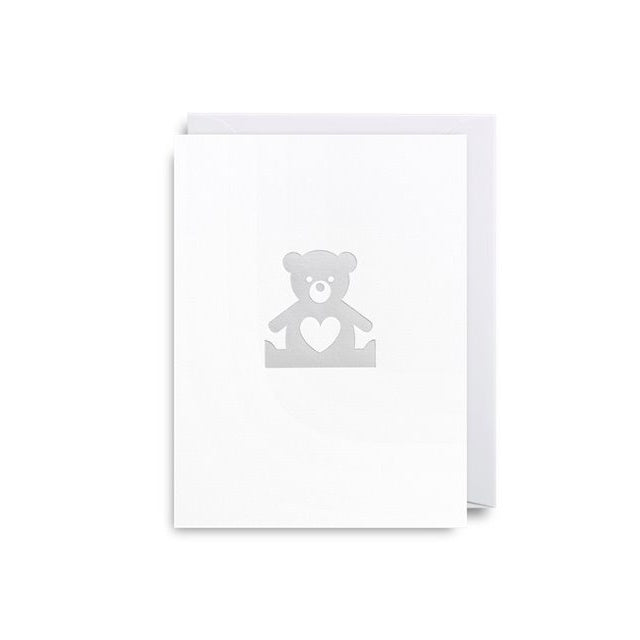BLANK/ Bear Love Heart Mini