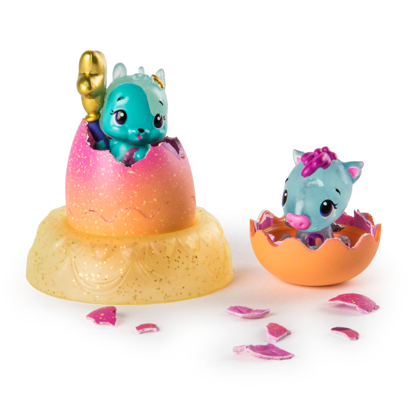 HATCHIMALS COLLEGGTIBLES 2PK S4