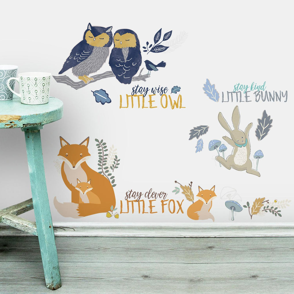 Room Decals Patina Vie Animals