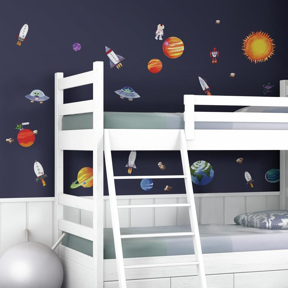 Room Decals Outer Space