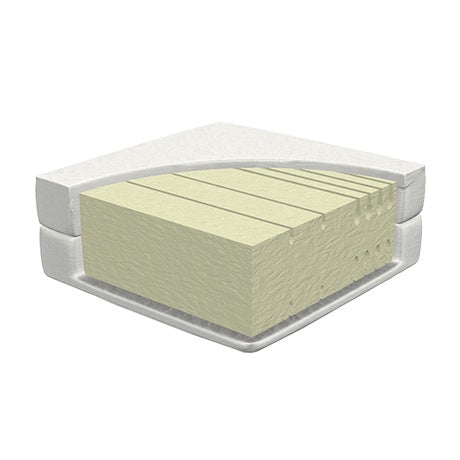 COVERING PLATE FOR BED 5121 WHITE