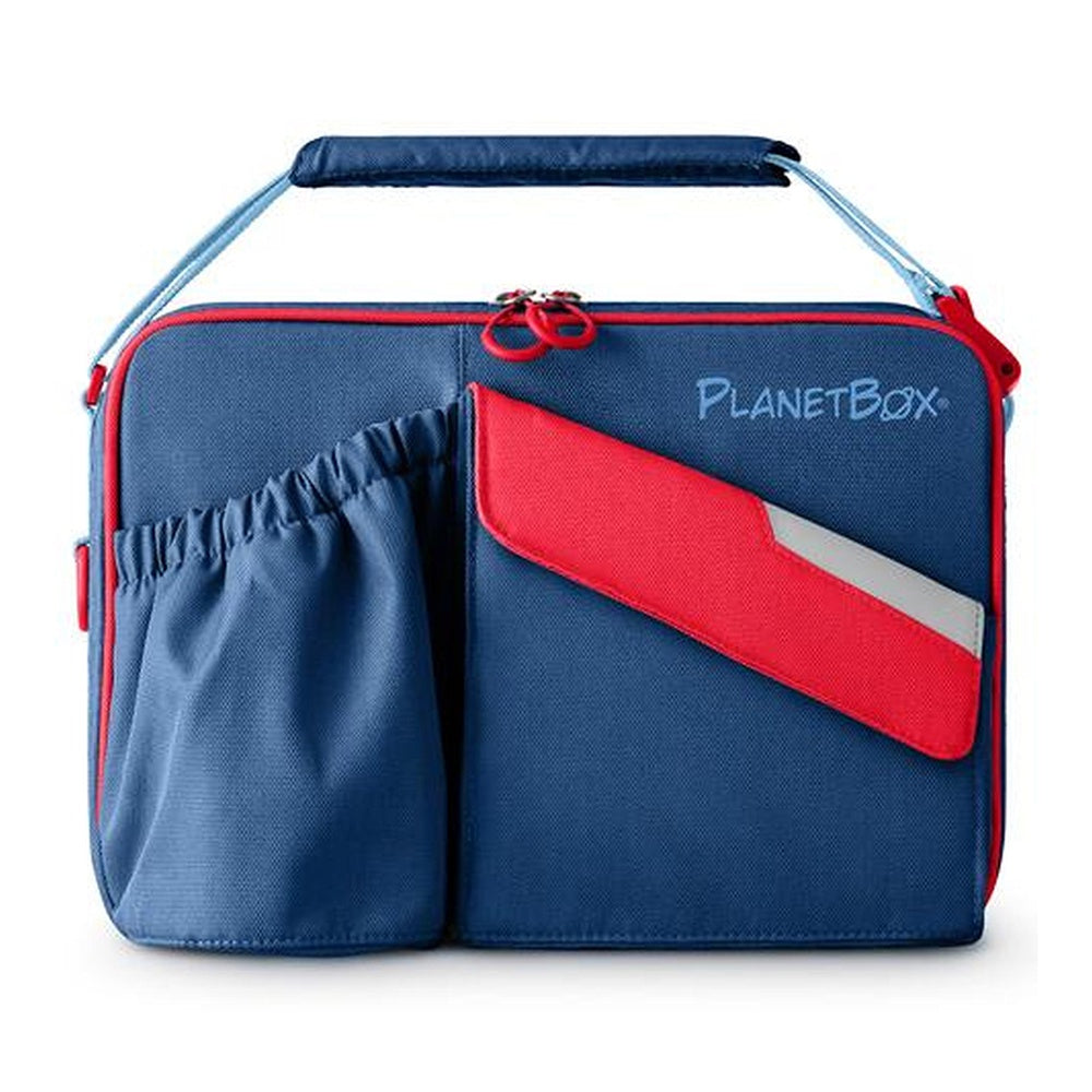 PlanetBox Carry Bag Berry