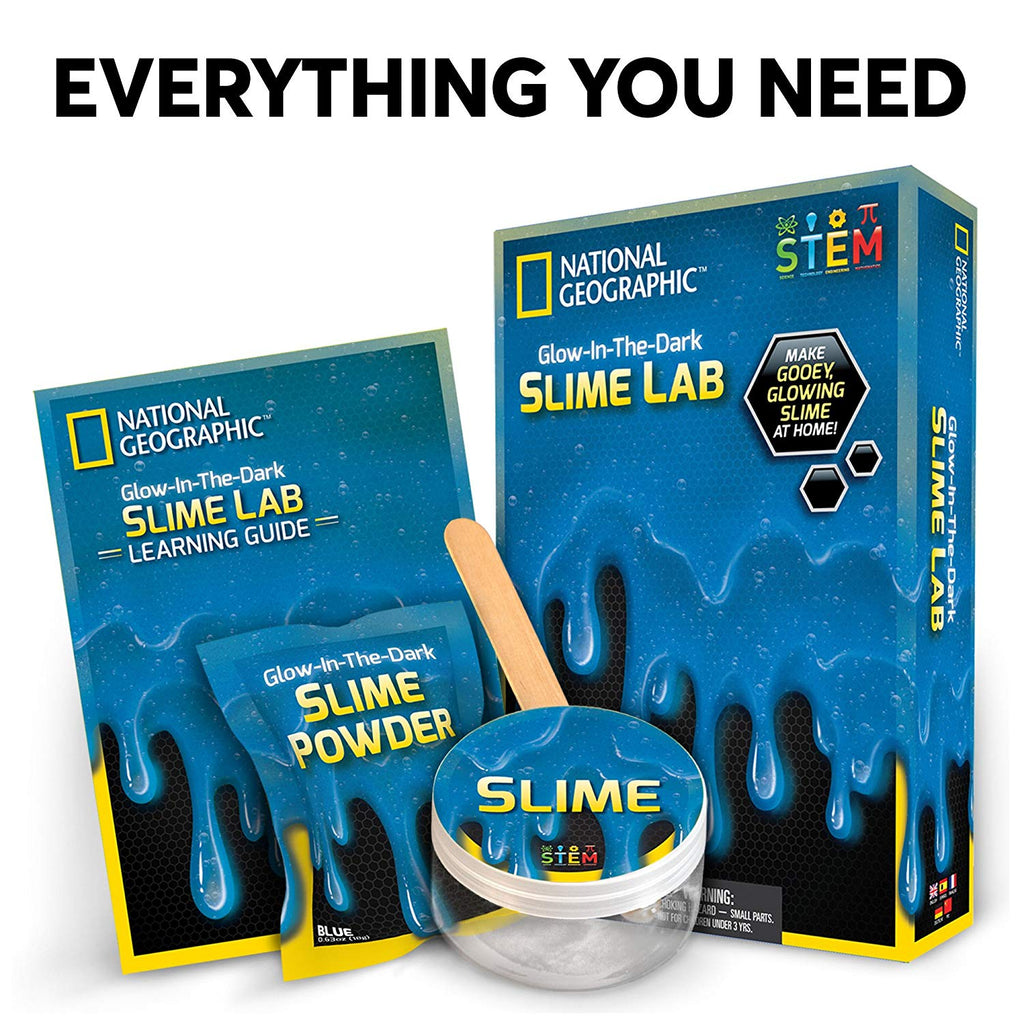 Slime Science Kit Blue