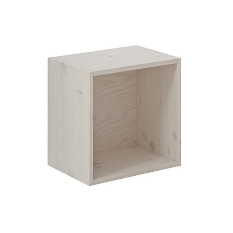 STORAGE BOX WHITE WASH