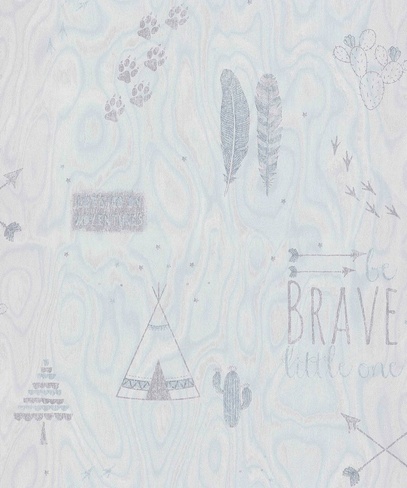 SMALL TALK Wallpaper Patten No. 219320