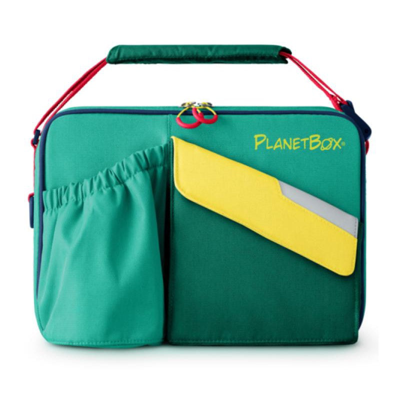 PlanetBox Carry Bag Citrus