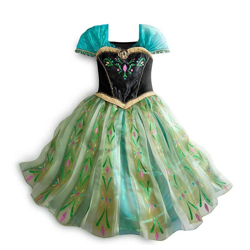 Princess Anna Ceremony Dress from FROZEN
