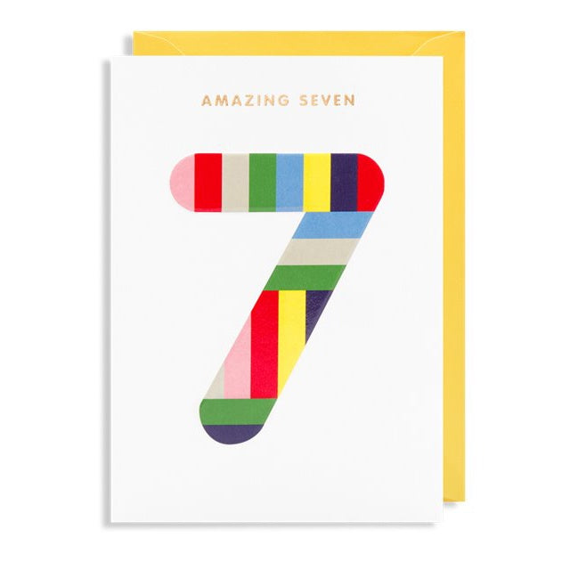 7th BIRTHDAY/ Amazing Seven