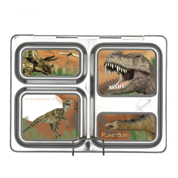 PlanetBox Launch Magnet - Velociraptor