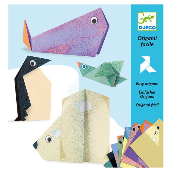 Polar Animals - Origami