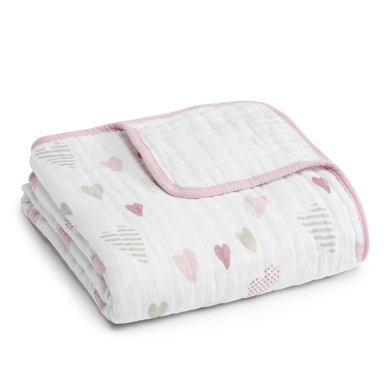 Heart breaker classic dream blanket single