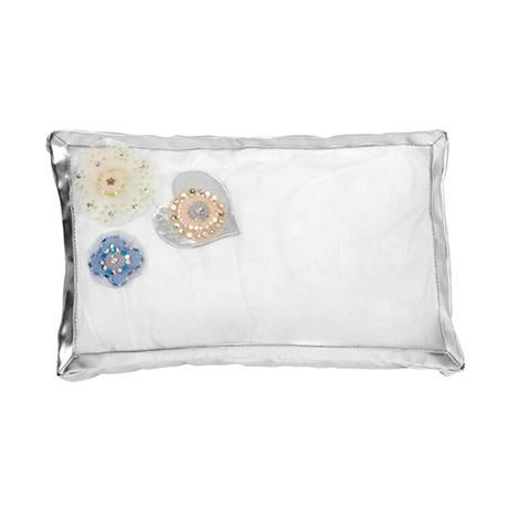 SQUARE CUSHION IBIZA BLOOM