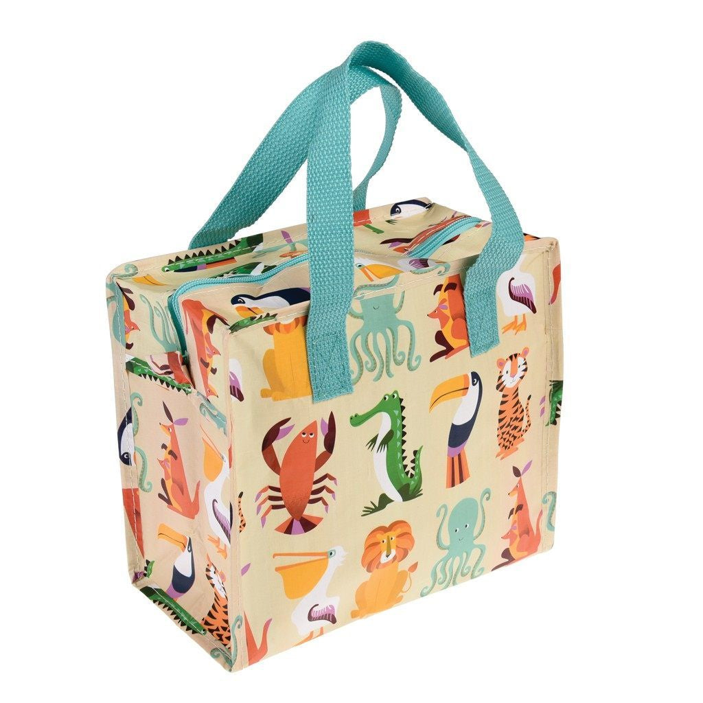 Lunch Bag - Colourful Creature