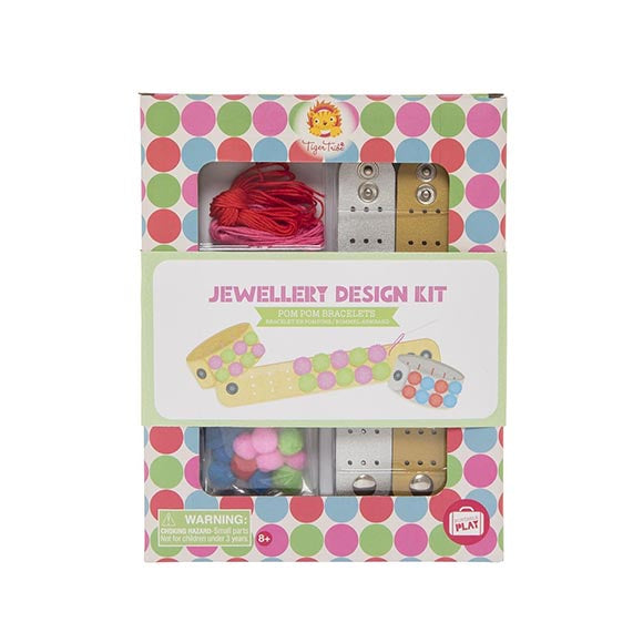 Jewellery Design Kit Pom Pom