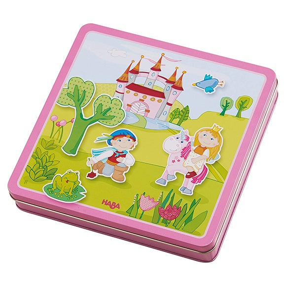 Magnetic game box Fairy Garden
