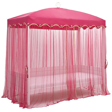 1001 NIGHTS CANOPY FOR FOURPOSTER BED - kizhouse