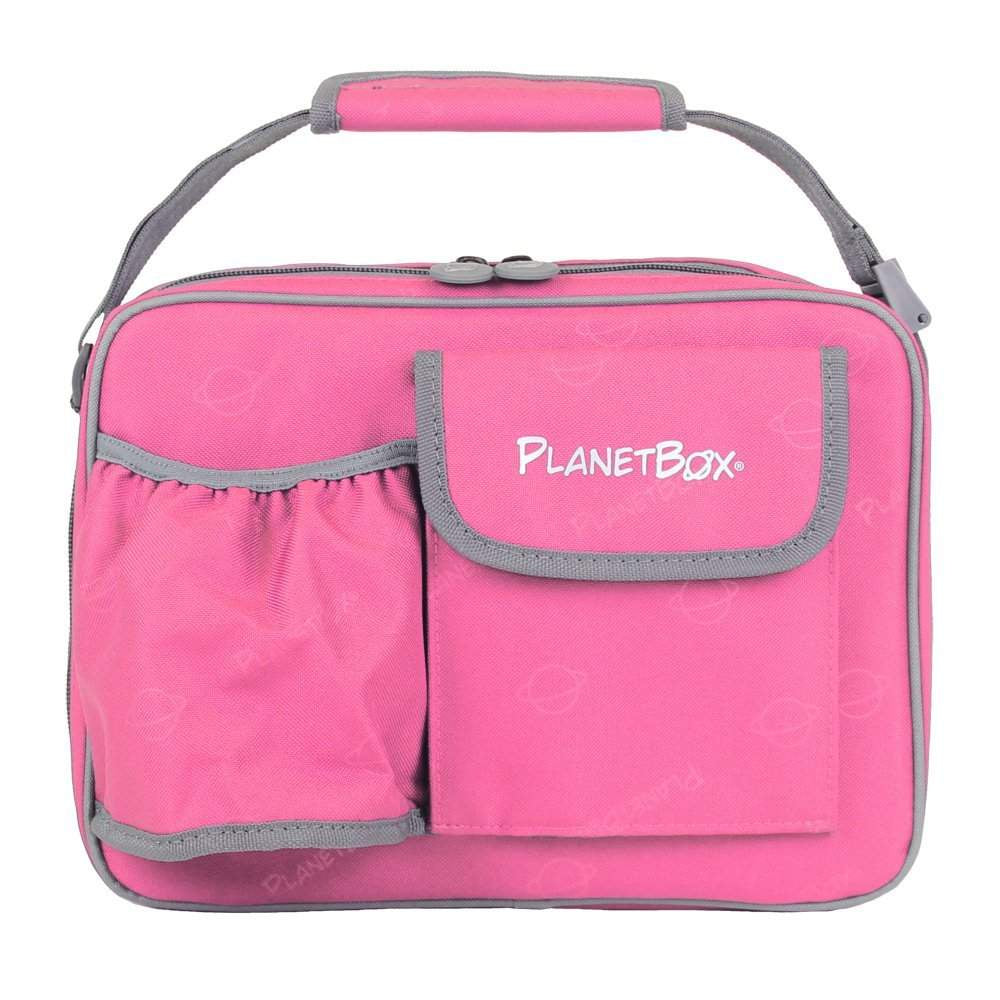 PlanetBox Carry Bag Prefectly Pink
