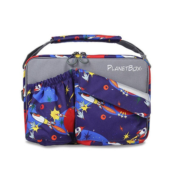 PlanetBox Carry Bag Rocket