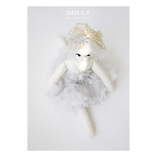 GRACE DOLL silvergrey
