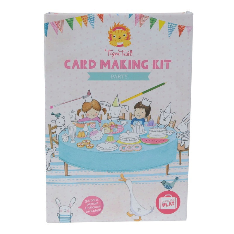 Card Making Kid Party*