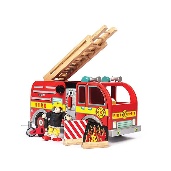 Fire Engine Set NEW version