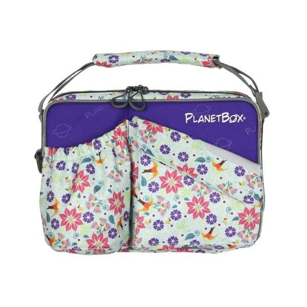 Planetbox Rover Carry Bag - Botanical