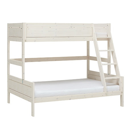 FAMILY BUNK BED 90/140 LUXURY SLATTED BASE - kizhouse
