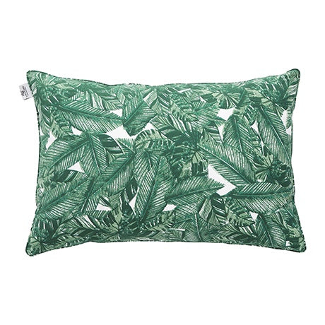 NARROW CUSHION BOTANICAL MOONLIGHT