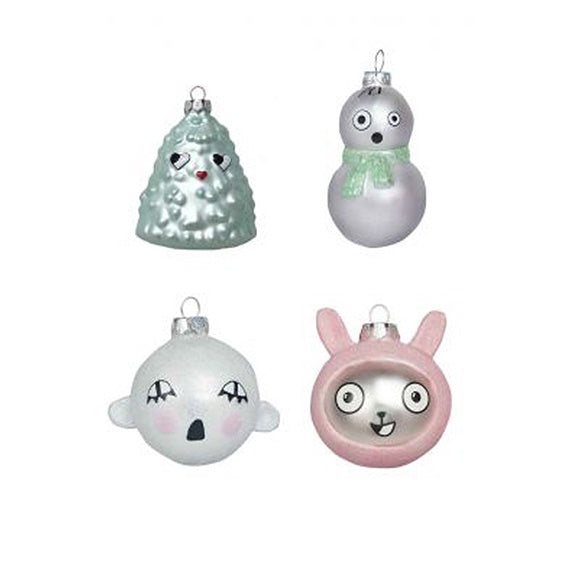 Xmas Tree Ornaments