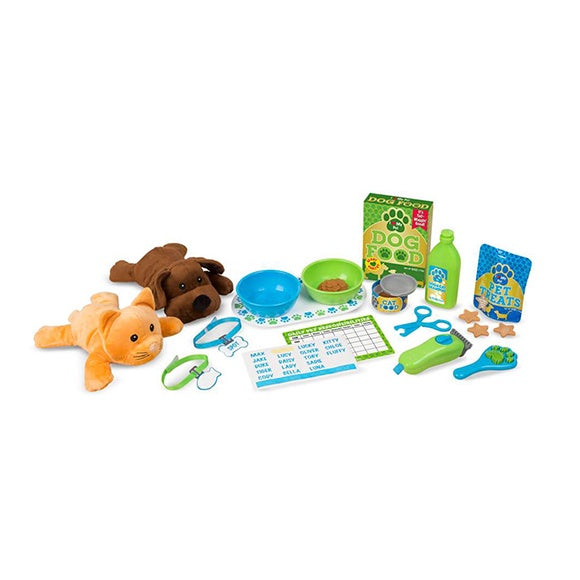 FEEDING AND GROOMING PET CARE PLA