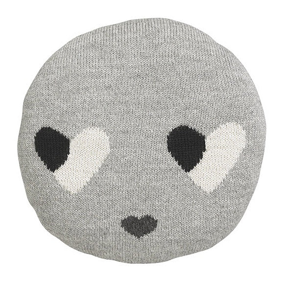 Sweetheart Chair Pillow grey