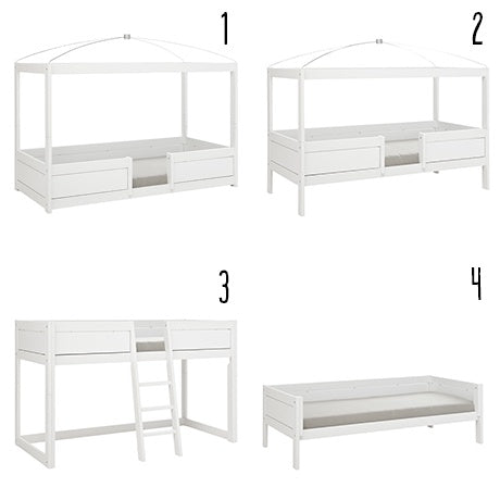 4 IN 1 BED FOR CANOPY / STANDARD SLATS